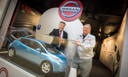Exhibition celebrates 30-year history of Nissan