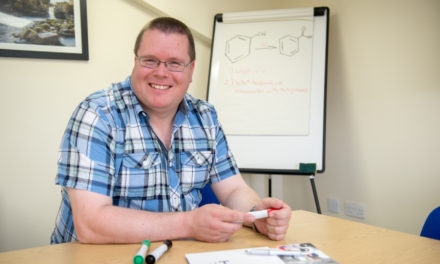 Local Company Appoints STEM Co-ordinator to Inspire Budding Young North East Scientists