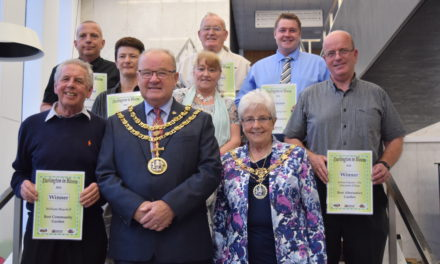 Darlington in Bloom 2016 winners