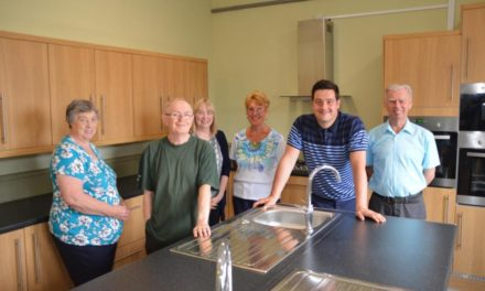 Evenwood Church Cooks up New Kitchen with Banks Group Grant