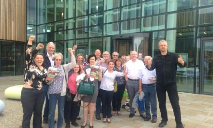 Victory for campaign to stop housing at Flatts Lane Country Park