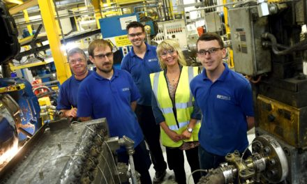 Newton Aycliffe manufacturer hails positive impact of apprenticeship training