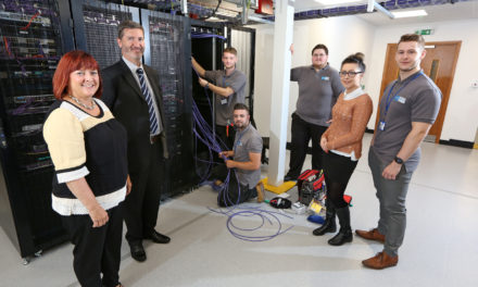 Apprentices engineer success at ITPS