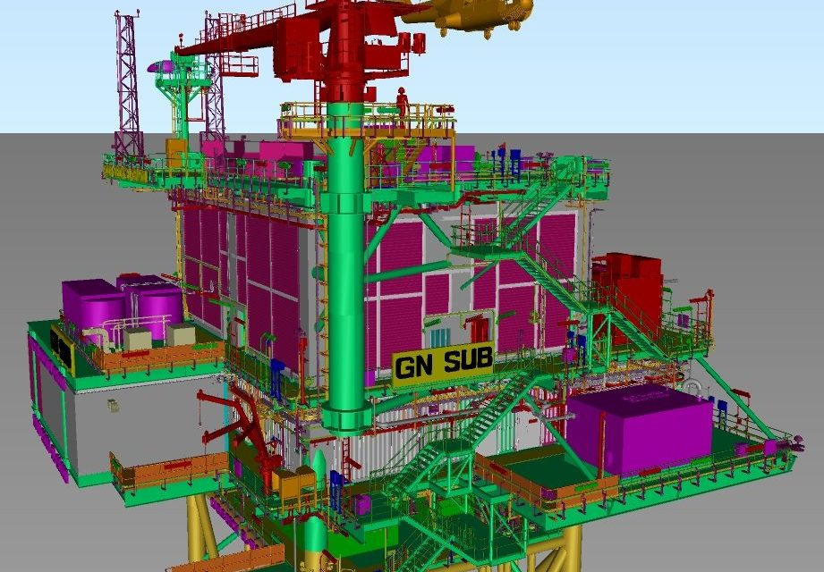 Mech-Tool Engineering Ltd Awarded Contract for Galloper Offshore Wind Farm Substation Platform