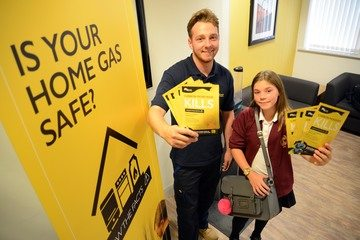 Coast & Country partners with local schools to highlight gas safety