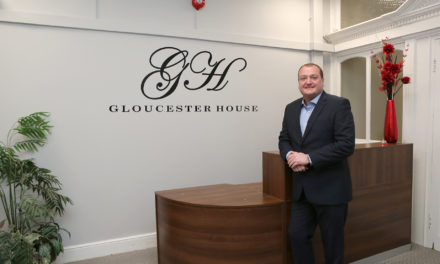 Grade II listed business centre thriving after £1m refurb