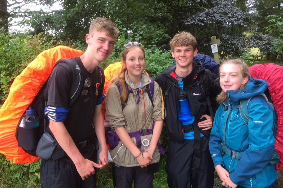 Local Air Cadets Get Gold!