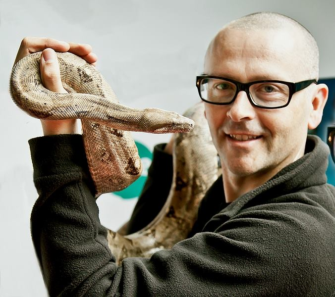 Come Along and Meet some Charming Snakes at Sunderland Museum & Winter Gardens