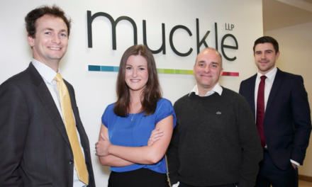 Muckle LLP appoints trio of trainees