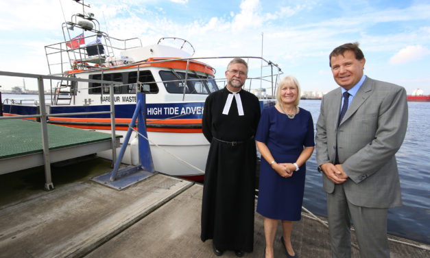 Christening  Ceremony Held to Launch High Tide Adventure