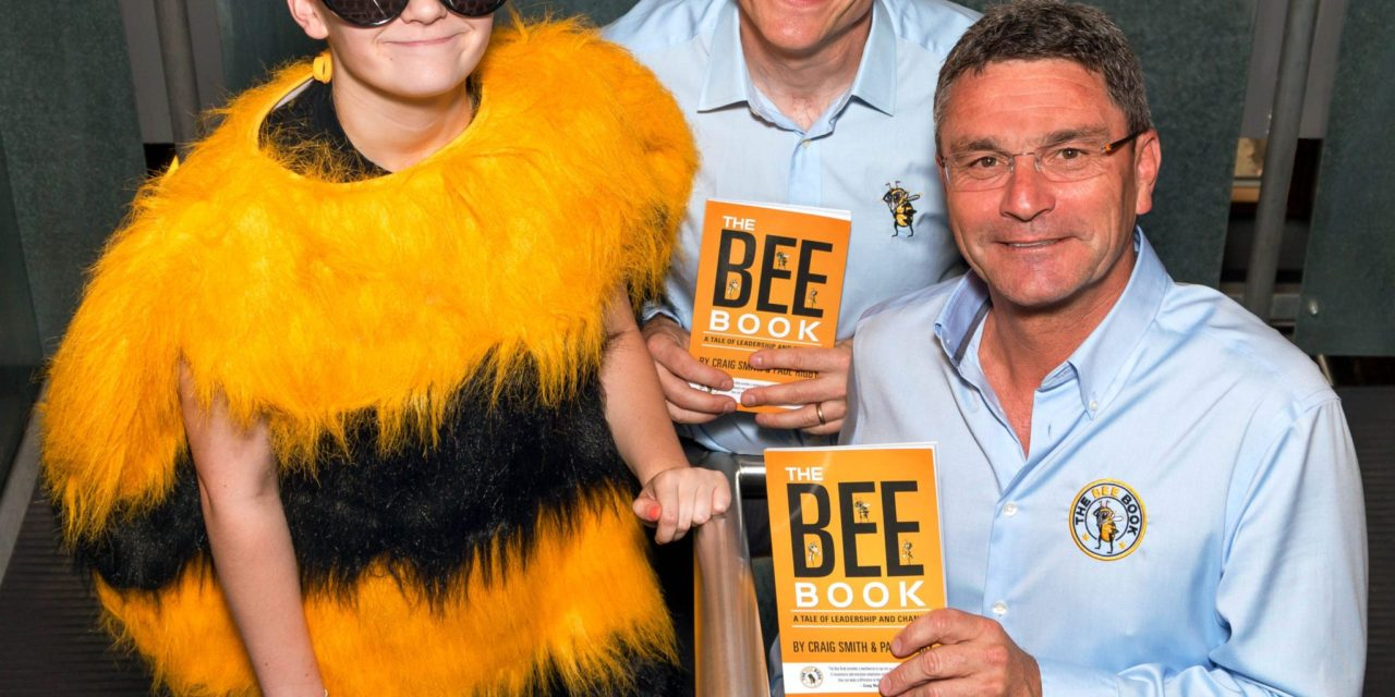 The Bee Book a story of cultural change that has a sting in its tail