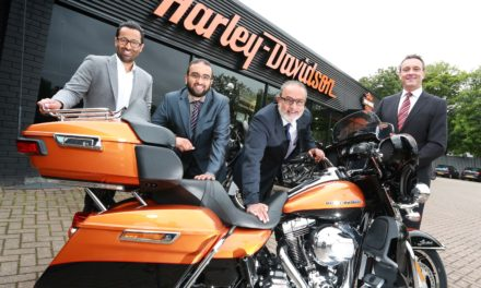 Sintons oversee Development of New Harley-Davidson® franchise