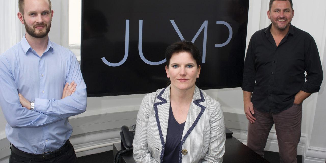 New Contracts put Bounce in Jump Management Team's Step