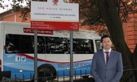 Red House School welcomes new headmaster