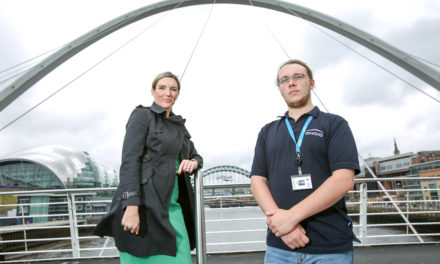 The call is out for the region's employers to support the Dynamo North East IT Apprentice Hub