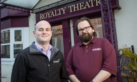 Act of kindness keeps local theatre treading the boards