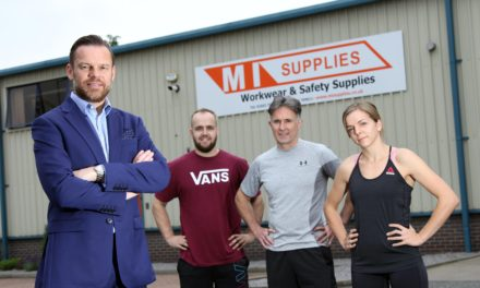 Workwear firm in great shape thanks to staff benefits