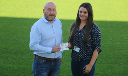 USA Pools Donate Tickets to Youngsters