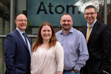 Square One Law advises on first Atom Bank commercial lending