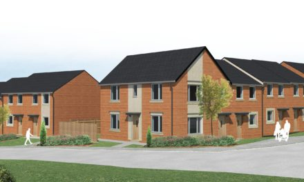 Investment of £2.7m delivers new affordable homes