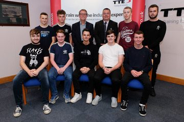 TTE supports growth of newly-formed British Steel with apprenticeship programme