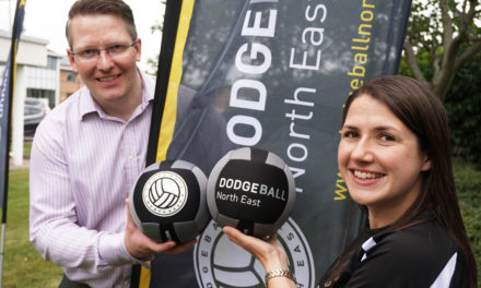 Dodgeball North East dives into marketing support