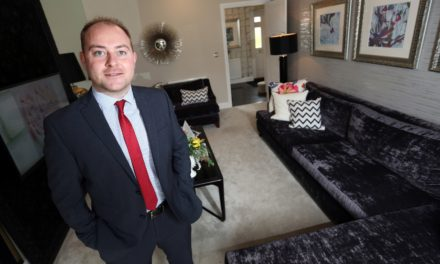 North East Sales Manager Builds on Career With Leading Housebuilder