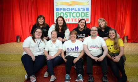 Local children's charity thanks Players of People's Postcode Lottery