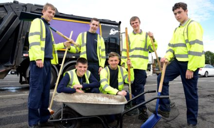 Youngsters offered routes to employment