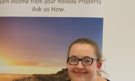 Holiday Letting Agency Signs up a New Recruit…