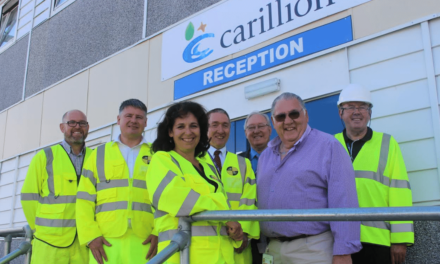 Carillion highway project praised by local MP