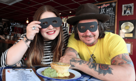 Middlesbrough's Bar 'Piejacked' in Local Food Campaign
