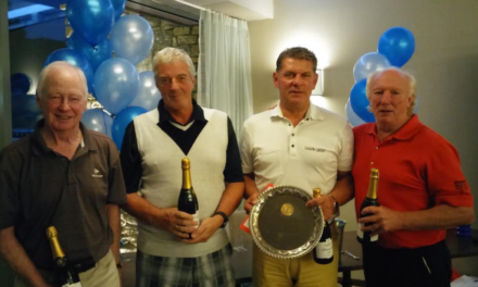 Local children's charity hosts Football Heroes at their annual Golf Day