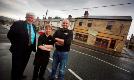 Sweet smell of success for bakery business