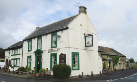 18th century village pub near Newcastle Airport is for sale