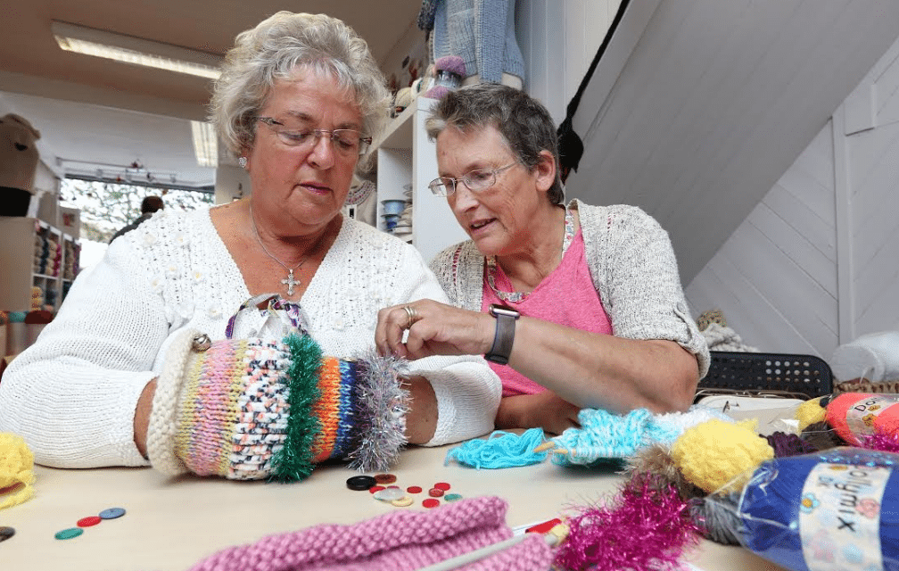 Knit for Dementia