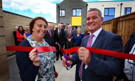 New Homes for Innovative Urban Pioneers in Middlehaven