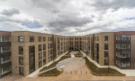 Eric Wright Completes £12.7m York Student Housing Development