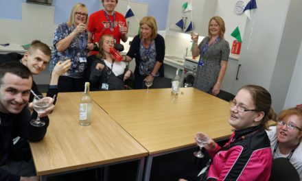 College flat opens to boost independent living