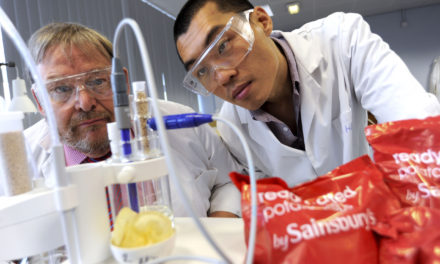 A new degree to meet the needs of the food and drink industry