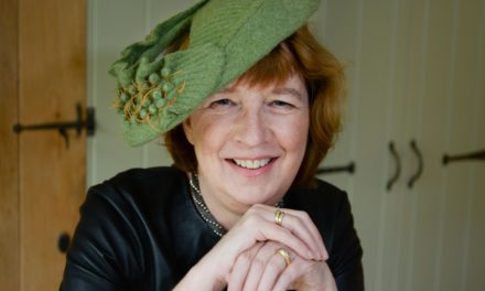 Hats off to Margaret