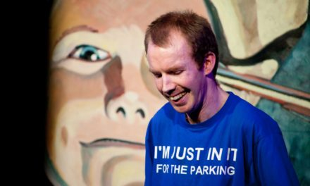 'Lost Voice Guy' comedian to perform for charity to 'give a lifeline' to north-east's disabled youngsters
