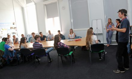 Yorkshire students aim high with Oxbridge outreach workshop