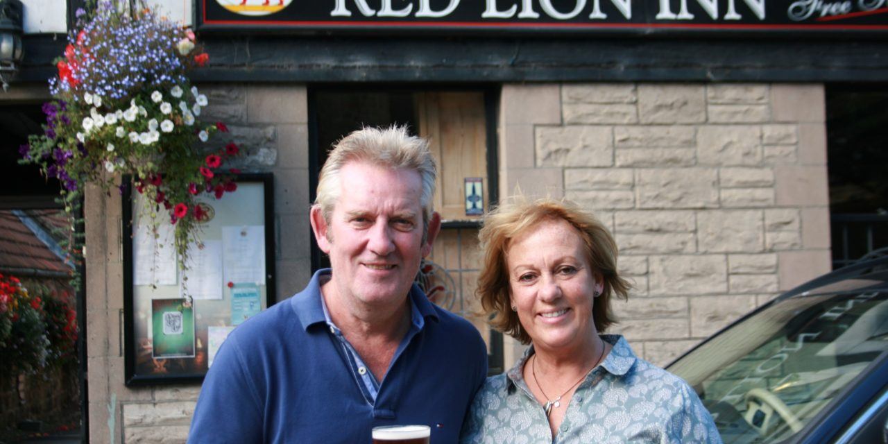 Red Lion takes pride in hosting mane event in charity Beer Festival