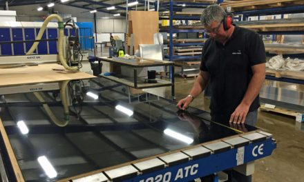 UK's oldest sign maker and premier supplier to the graphics industry, William Smith, launches major redevelopment of its fabrication facility