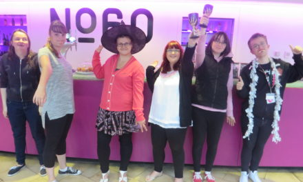 Learning disabled people are invited to a spooky club night at ARC