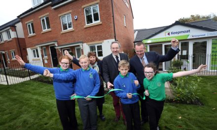 First look at hybrid home scheme in Newcastle