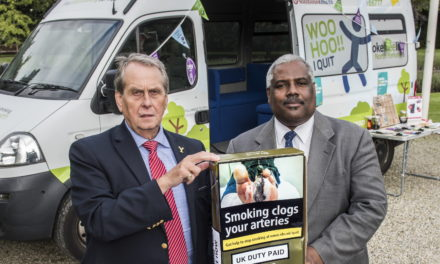 North Yorkshire gets ready for new tobacco packs