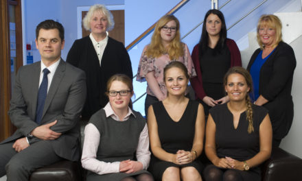 Law firm increases team by sixteen percent