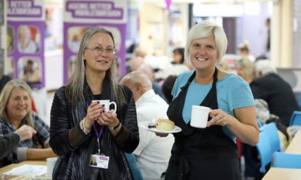 Middlesbrough Over 50's Meet in Dundas Indoor Market to Combat Loneliness and Isolation